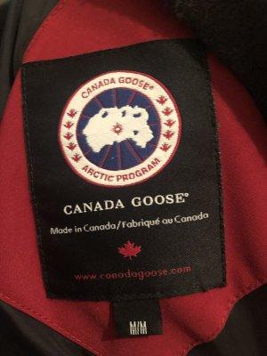 Neue Canada Goose Daunenjacke