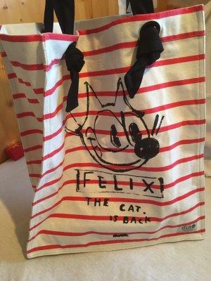 NEUE Canvas Tote von Scotch & Soda, Felix the Cat, NEU mit Etikett, Platzwunder
