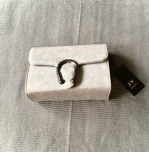 Neue Clutch Bag Tasche originalverpackt Crossbody Grau Grey