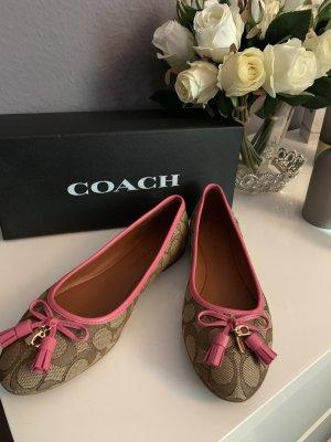 Neue Coach Ballerinas