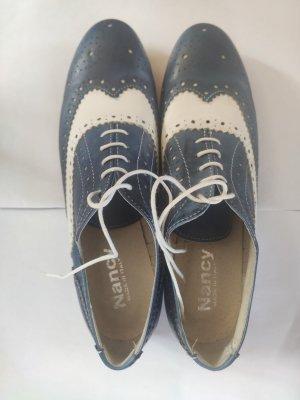 Vera Gomma Chaussure Oxford multicolore cuir