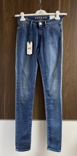 Denham Jeans elasticizzati multicolore