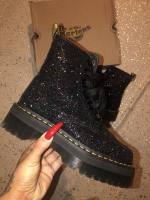 Dr. Martens Platform Boots black
