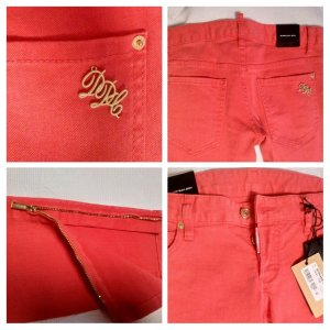 Neue Dsquared Jeans, Frühlings-Pink