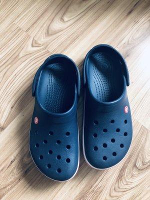 Crocs Pantuflas azul