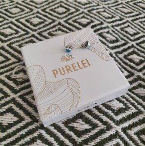 Juwelier Pendientes de plata multicolor