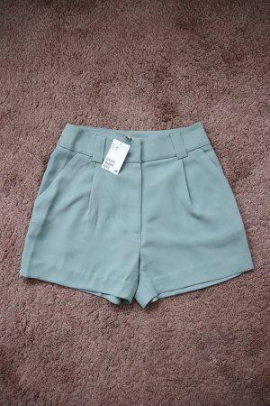 Neue edle Shorts Bundfalten Größe 38 von H&M
