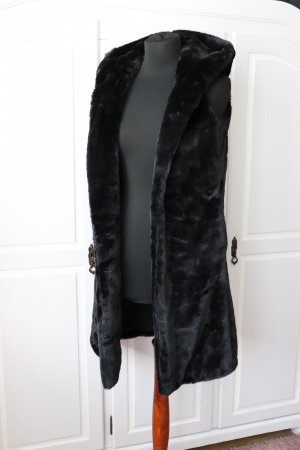 Neue Fell Fake Fur Weste Plüsch Weste Größe S 36 38 von Reserved