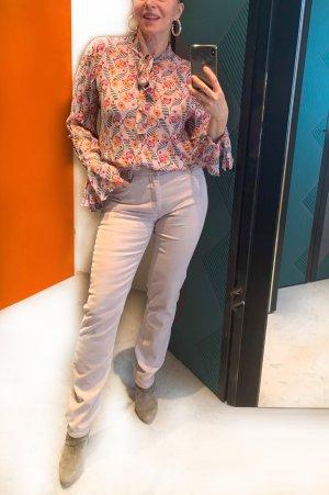 Neue fliederfarbene Jeans von Gardeur, Gr. 36 , Slim Fit