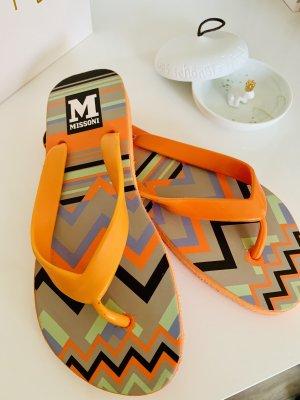 M Missoni Pool Slider multicolored