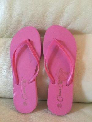Neue  Flip Flops von Ocean Club