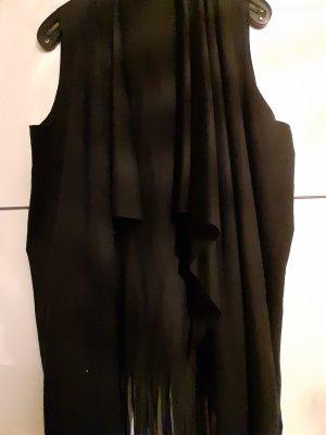 Amisu Franjevest zwart