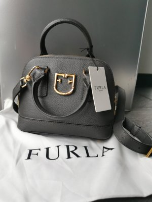 Neue Furla Leder Tasche Fantastica