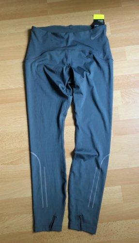 Neue Graue Nike Sport Hose Leggings M