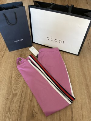 Gucci Sweat Pants pink