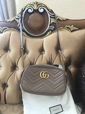 Gucci Borsa a tracolla color carne-crema