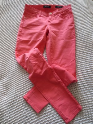 Guess Jeans Jegging rouge clair