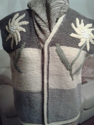 Traditional Vest multicolored