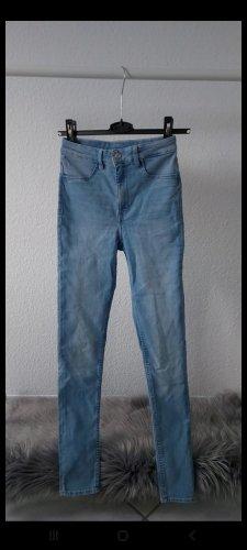 Neue High Waist Jeans
