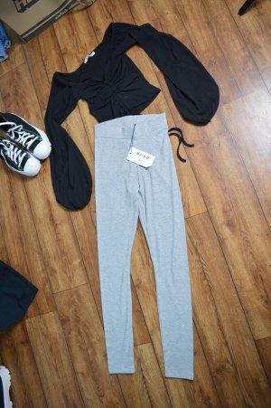 Nakd Leggings gris claro-gris