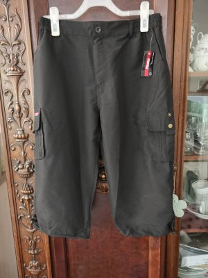 .Onorati 3/4 Length Trousers black