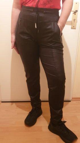 Comma Pantalon zwart