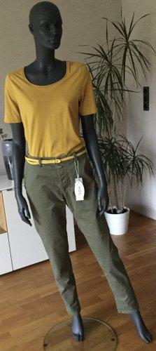 Edc Esprit Pantalon chinos kaki