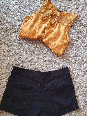 H&M Hot pants nero