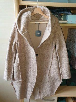 neue Jacke hellbraun von Made in Italy