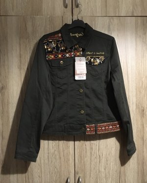 Neue Jacke von Desigual