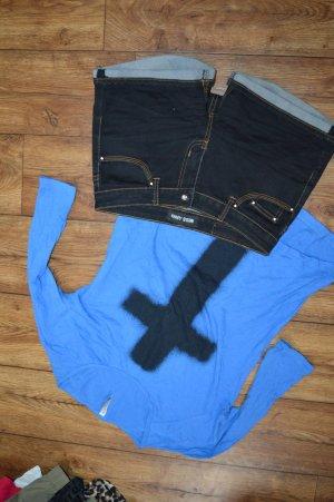 Neue Jeans Hot Pants Gr. 38 Miss Anna