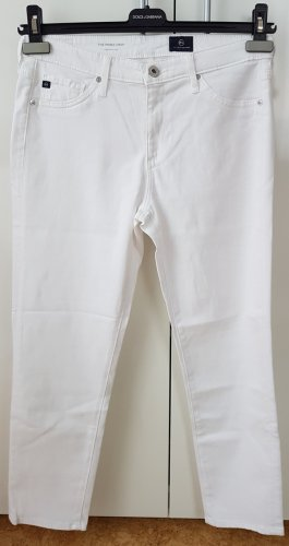 Adriano Goldschmied 7/8 Length Trousers white