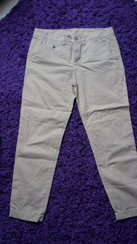 Esprit Pantalone cinque tasche beige