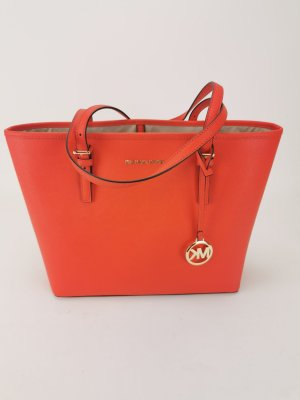 Michael Kors Borsa shopper rosso chiaro