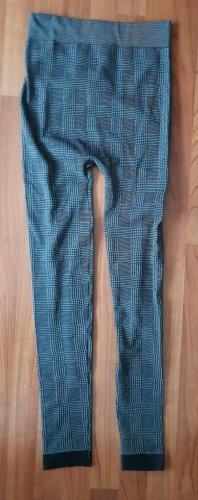 Leggings nero-grigio