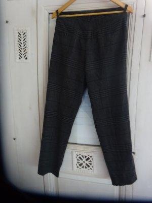 Zara Woman Pantalone di lana multicolore