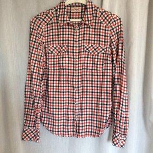 NEUE Karo-Hemd-Bluse von Wrangler in Gr 36