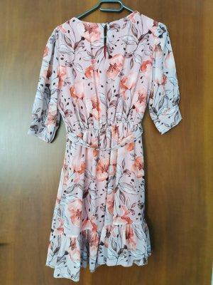aus Italien Sukienka dresowa brzoskwiniowy