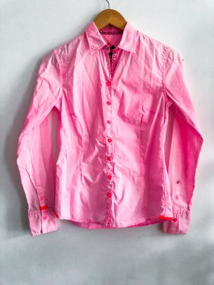 neue knallpinke Bluse 100% Baumwolle