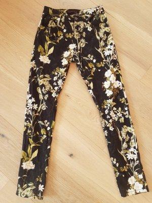 place du jour 7/8-jeans veelkleurig Katoen