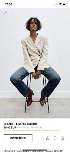 Neue Kollektion Blazer Zara, Neu