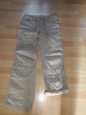 Esprit Pantalone boyfriend beige chiaro Cotone