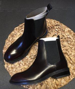 Neue Leder Boots