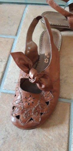 neue Ledersandaletten von Tamaris ....Gr. 36
