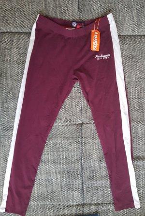 neue leggins stoffhose von superdry gr.m