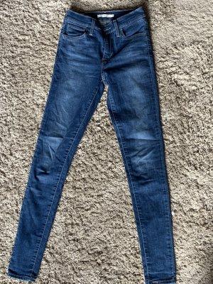 neue Levi's jeans blau
