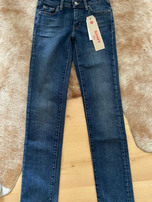 Neue LEVIS Jeans 23/30 714 Modell