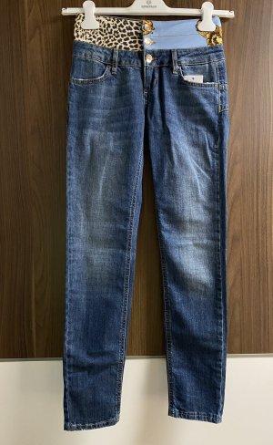 Liu jo Stretch Jeans dark blue-blue