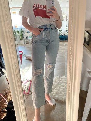 Neue Mango straight leg Jeans