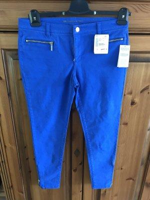 Michael Kors Boyfriend Trousers blue
